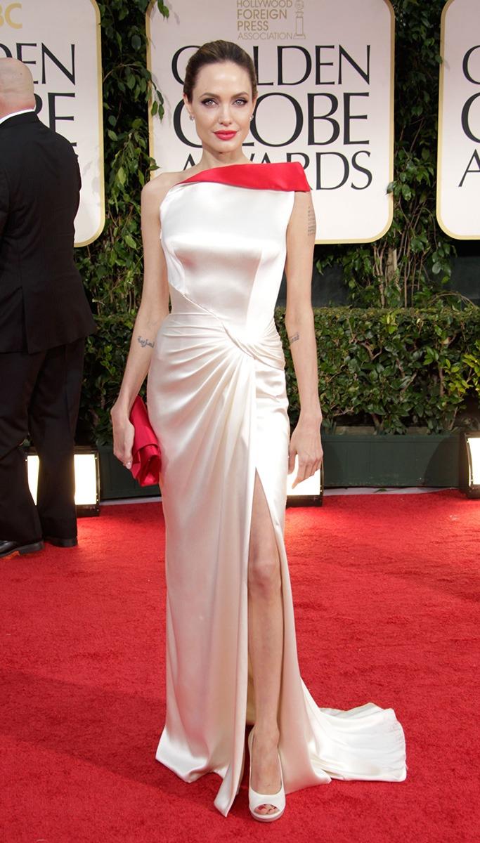 10 Celebrity Looks To Inspire Your Outfit For Dubai Opera Ewmoda Jolie Clothing Dakota Long Dress Code