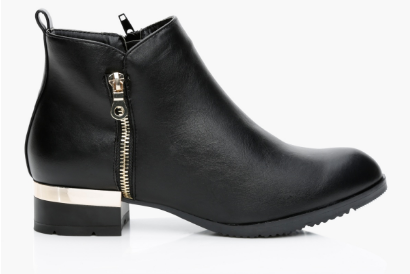 max fashion ankle boots