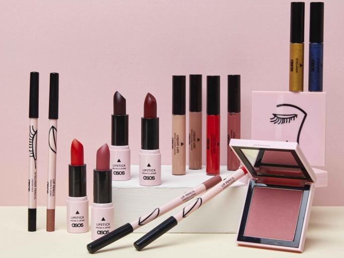 ASOS Makeup Matte Lipstick – Chancer