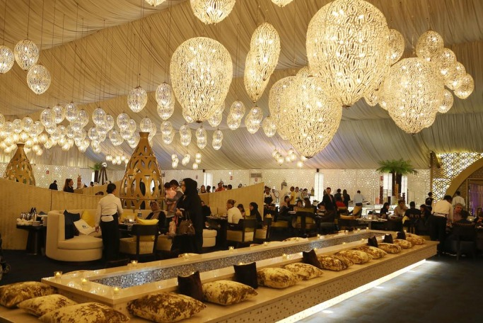 Asateer, Atlantis The Palm Ramadan Tent
