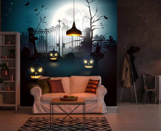 Create a room that raises the spirits