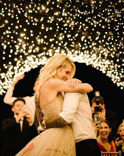 Fashion influencer Chiara Ferragni's Wedding 7