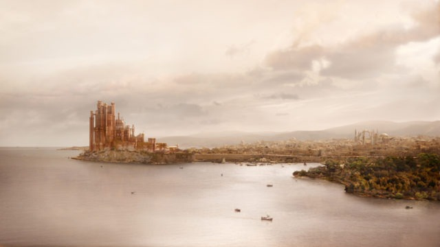 Games of Thrones Tourist Attraction