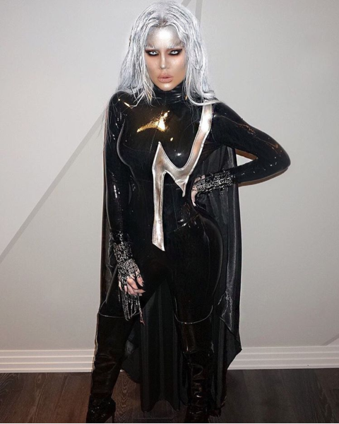 Storm from X Men Halloween costume
