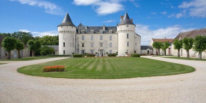 Chateau de Marcay, France