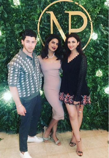 Priyanka Chopra and Nick Jonas Engagement 7