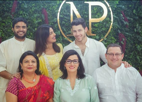 Priyanka Chopra and Nick Jonas 1