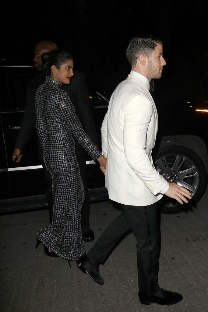 Priyanka Chopra And Nick Jonas Ralph Lauren 50th Anniversary 3