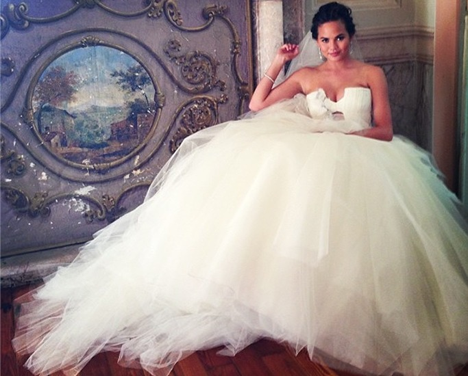 10 Most Beautiful Celebrity Brides Of All Time
