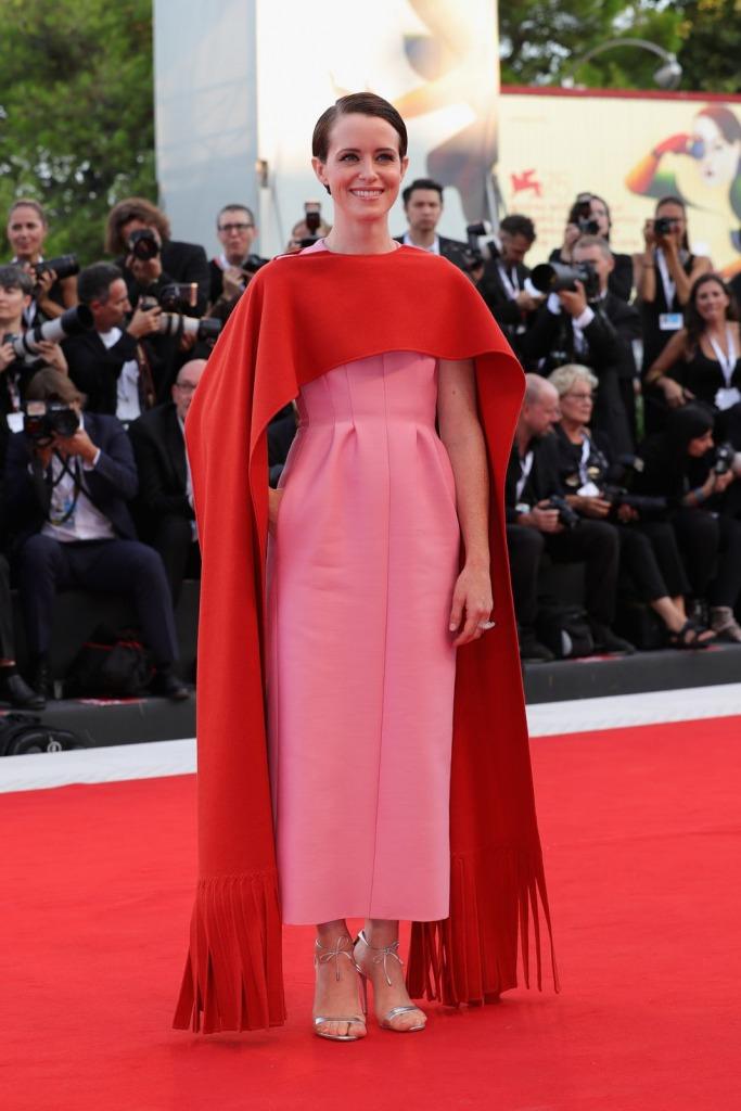 Venice Film Festival 2018: Claire Foy