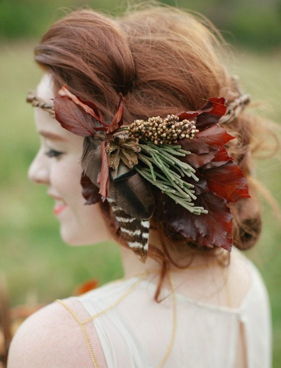 Bridal Flower Crowns 5