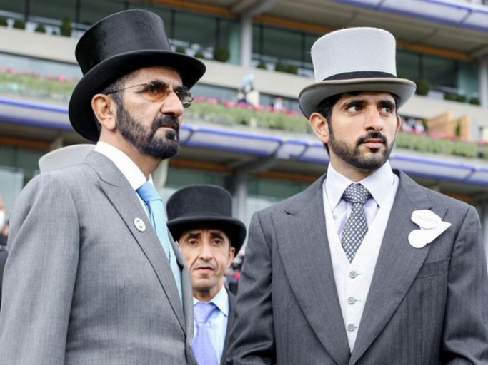Dubai Royals at Ascot