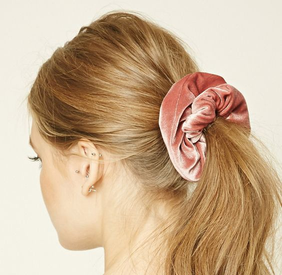 Throwback Hair Accessories