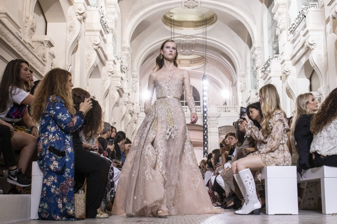 Arab Designers at Paris Couture Week FW18 4