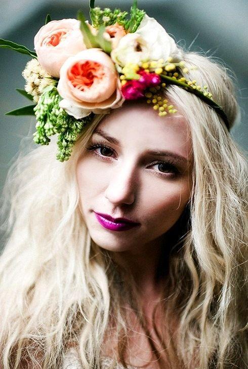Bridal Flower Crowns 10