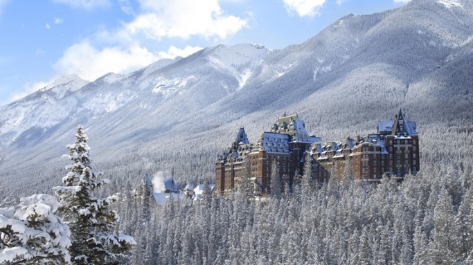 Fairmont Banff Springs, Alberta