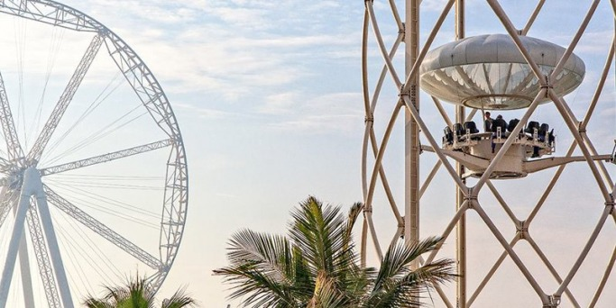 Things To Do In Dubai in May Flying Cup