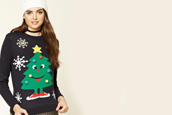 Forever 21 - Christmas Sweater