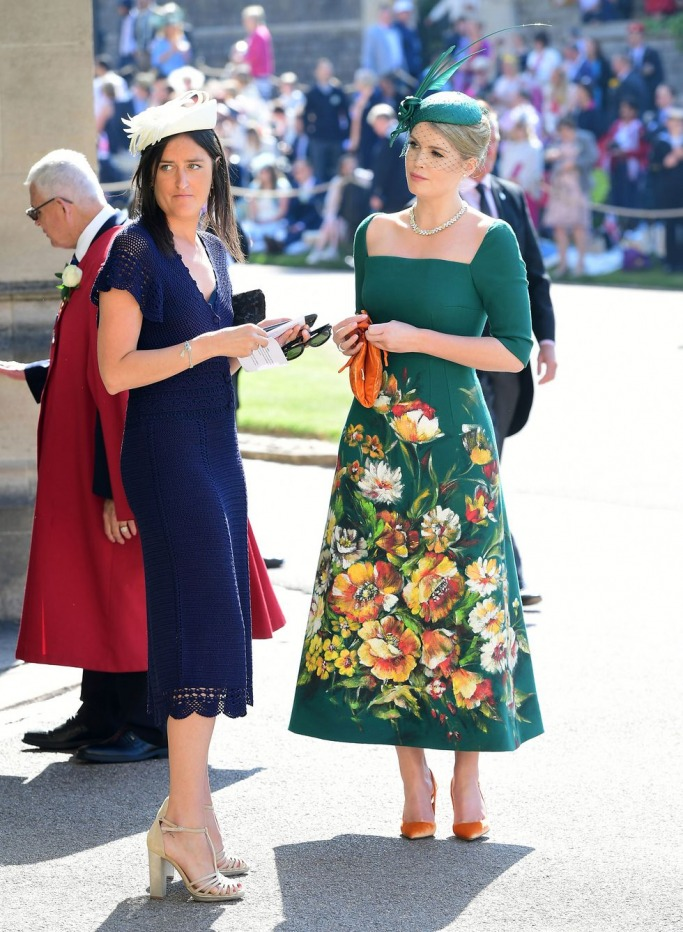 Guests at the Royal Wedding: Lady Kitty Spencer