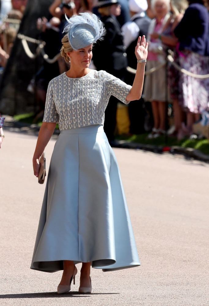 Guests at the Royal Wedding: Sophie, Countess of Wessex