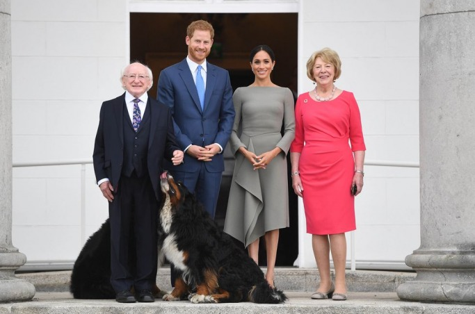 Royal Tour of Ireland: Day Two