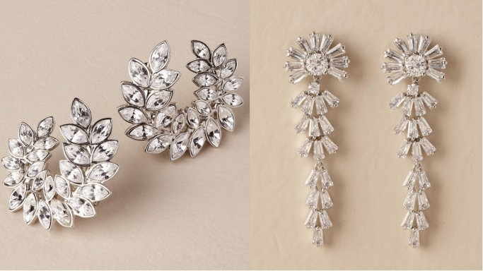 Statement bridal earrings 3