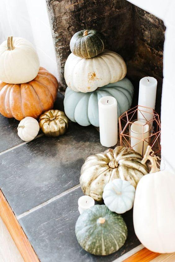 Chic Halloween Pumpkins 7