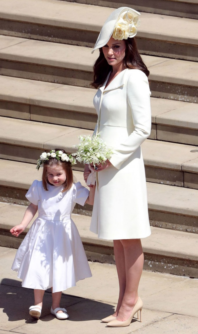Guests at the Royal Wedding: Duchess of Cambridge
