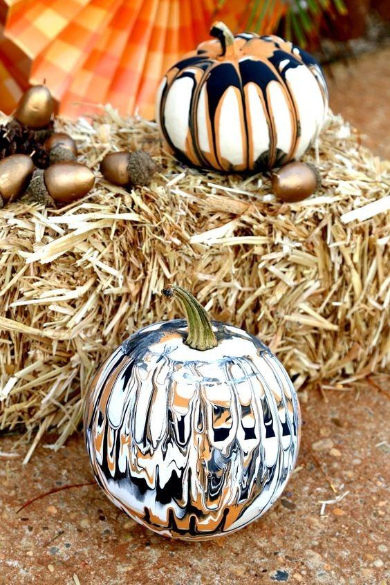 Chic Halloween Pumpkins 8