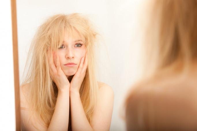 Dubai beauty problems - dry hair