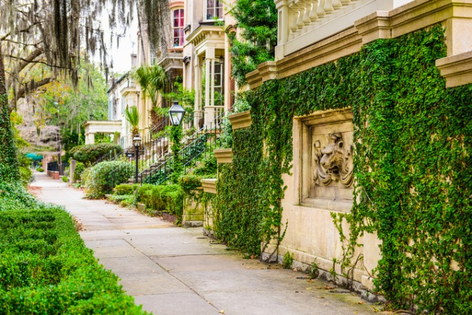 The best of the U.S. in 2018 Savannah, Georgia