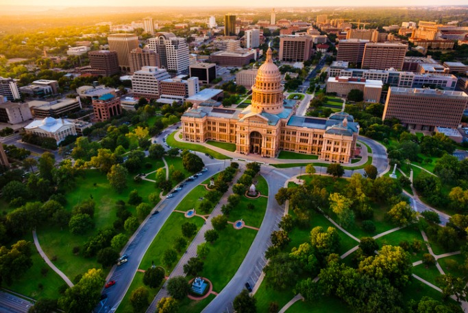 The best of the U.S. in 2018 Austin, Texas