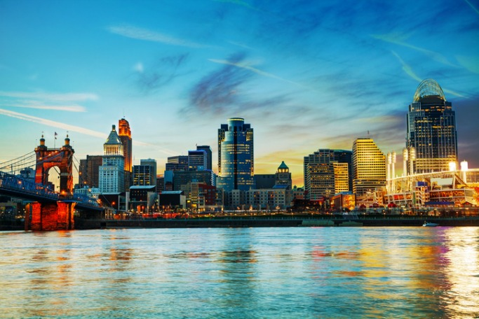 The best of the U.S. in 2018 Cincinnati, Ohio