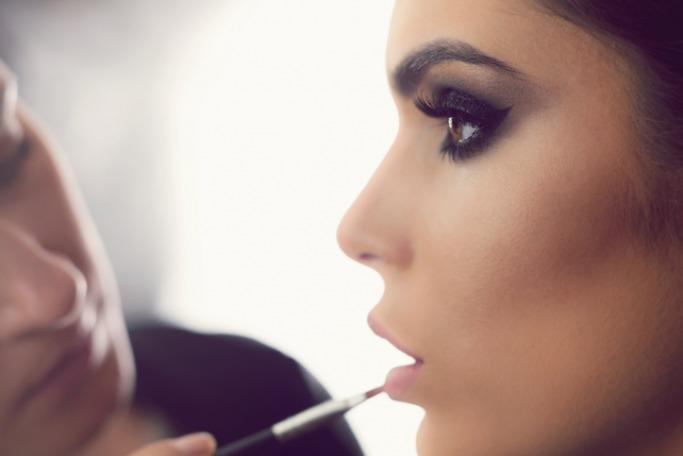 Microblading Lip Contour