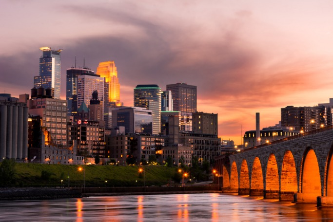 The best of the U.S. in 2018 Minneapolis, Minnesota