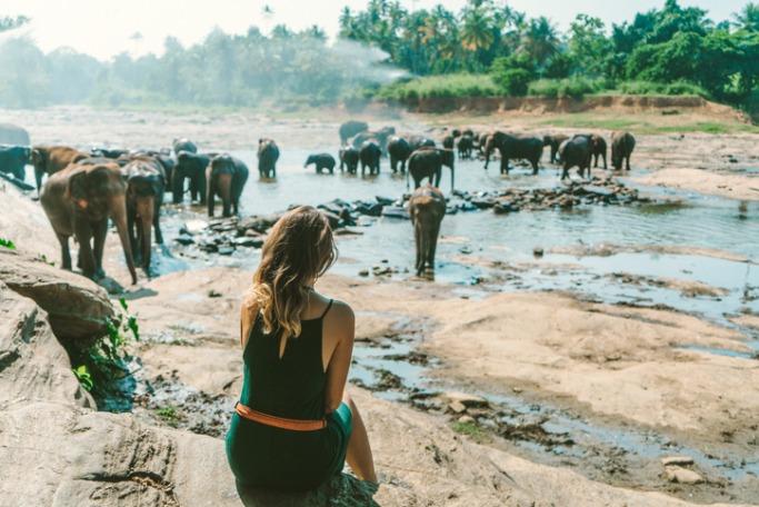 Popular Destinations For Solo Female Travellers: Sri Lanka