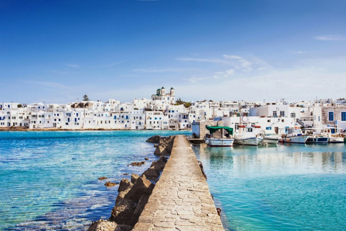 Prettiest Greek Islands Paros