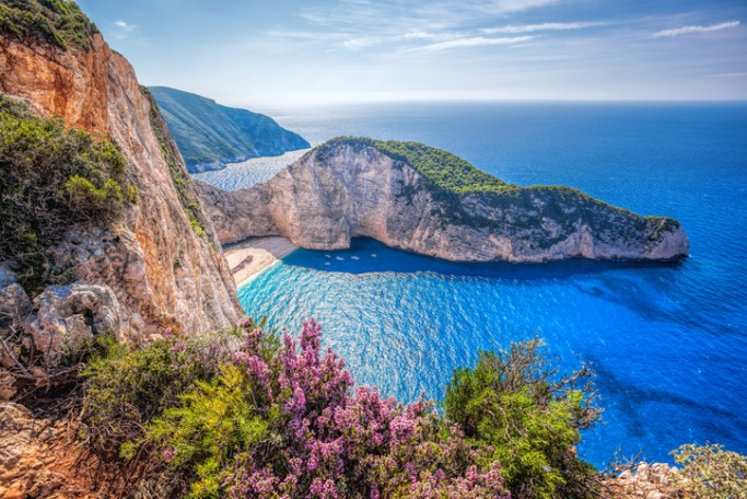 Prettiest Greek Islands Zante