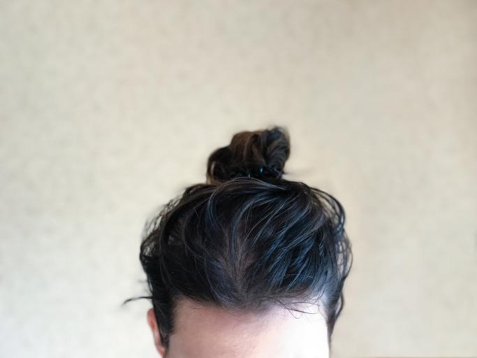 Dubai beauty problems - greasy hair