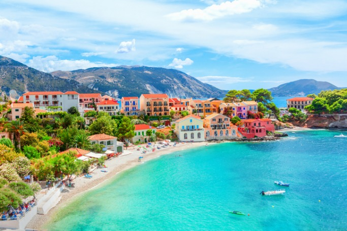 Prettiest Greek Islands Kefalonia