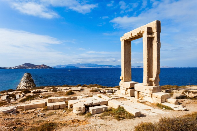 Prettiest Greek Islands Naxos