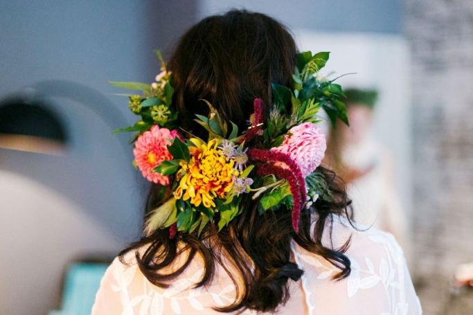 Bridal Flower Crowns 8