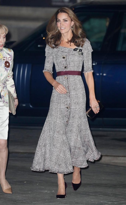 Duchess of Cambridge in Erdem