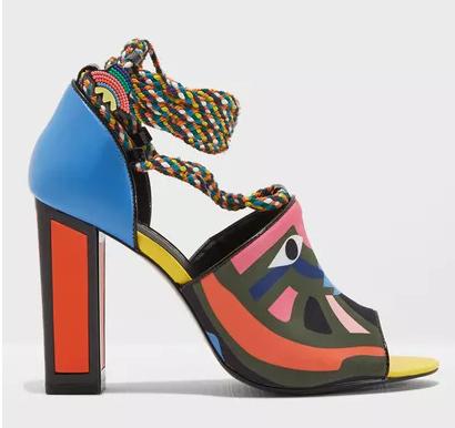 Kat Maconie Kimora Multi Strap Sandal