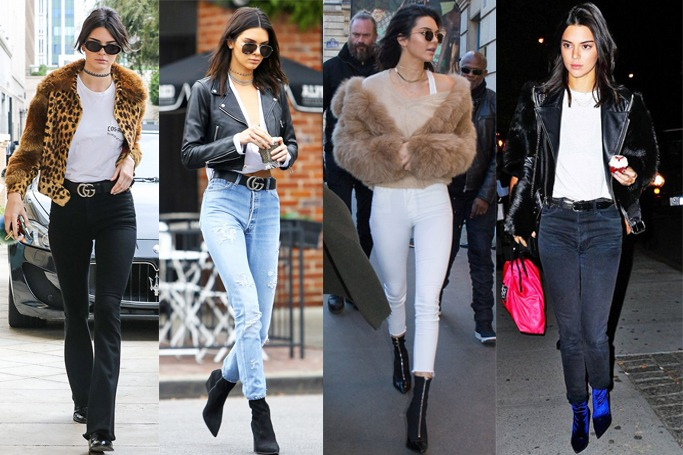 kendall jenner style 2016