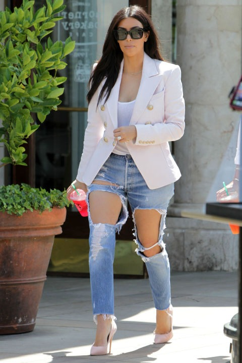 8 Times Celebs Took Ripped Jeans Too Far