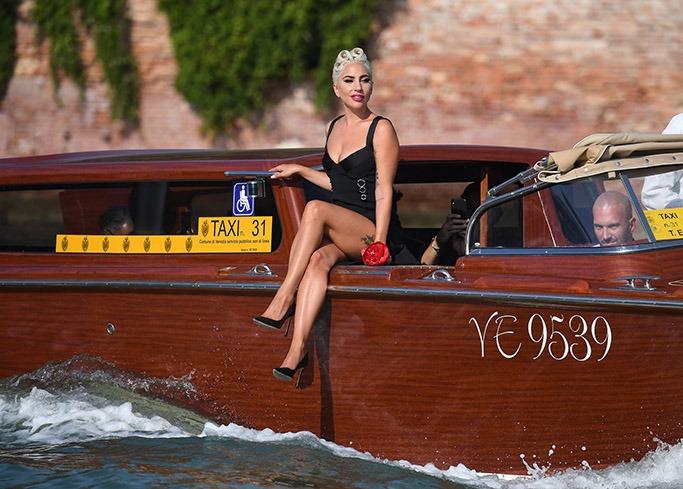 Lady Gaga: Venice Film Festival 2018 4