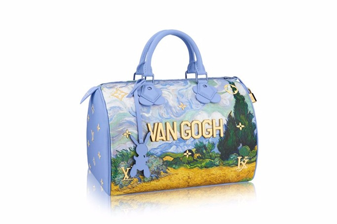 Louis Vuitton Jeff Koons Collaboration