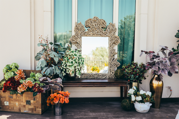 Marina Home Curates An Enchanted Garden