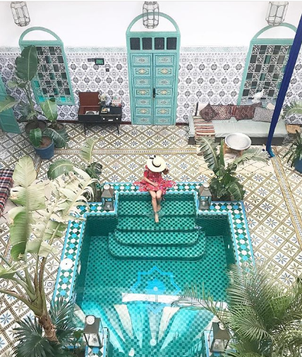 Moroccan Decor Trend On Instagram